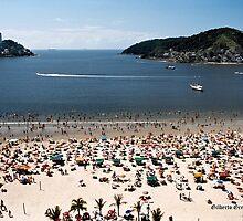 Praia de Sol by Gilberto Grecco
