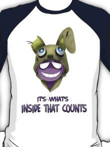Purple Guy Hoodie T-Shirt
