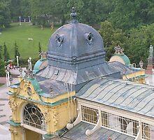 Czech Pavillion by spottedmagpie