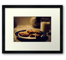 Home Baked  Framed Print