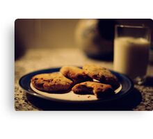 Home Baked  Canvas Print