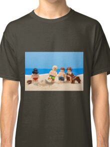 Vader's Sandcastle  Classic T-Shirt