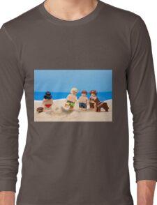 Vader's Sandcastle  Long Sleeve T-Shirt