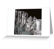 chess anyone? Greeting Card