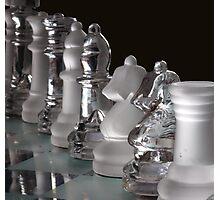 chess anyone? Photographic Print