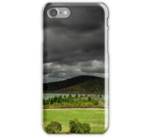 Hinze Dam - Gold Coast Qld Australia iPhone Case/Skin