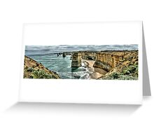 Spectacular View Greeting Card