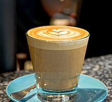 Proud Coffee by Victor Pugatschew