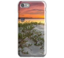 Bribie Island Sundown - Qld Australia iPhone Case/Skin