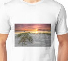 Bribie Island Sundown - Qld Australia Unisex T-Shirt