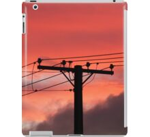 Powered Sillouette iPad Case/Skin