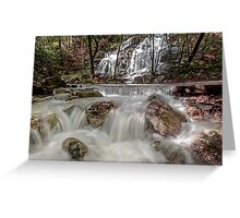 After the Rain - Numinbah Valley NSW Greeting Card