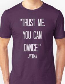 vodka love relative Unisex T-Shirt