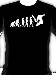Evolution (White) T-Shirt