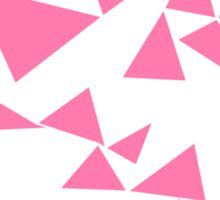 Get your triangle on Sticker