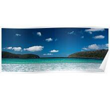 Pristine Waters - Fortescue Bay, Tasmania Poster