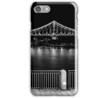 Brisbane's Story Bridge - Queensland Australia iPhone Case/Skin