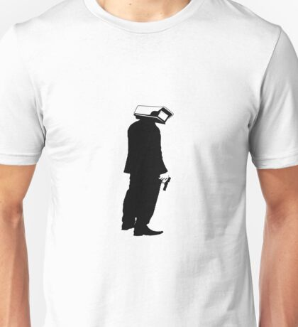 Agent of the System Unisex T-Shirt