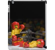 Knock-out iPad Case/Skin