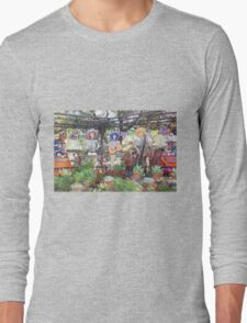 Day of the Dead. Disneyland Long Sleeve T-Shirt