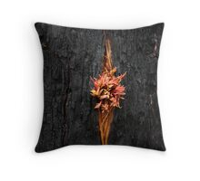 Marysville - Rebirth Throw Pillow