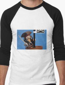 Lego Captain Jack Sparrow Men's Baseball ¾ T-Shirt