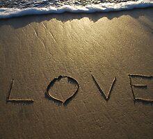 "LOVE by Lenora ""Slinky"" Regan"
