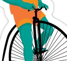 Bicyclops Sticker