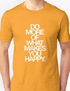 do more. relative T-Shirt