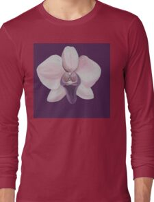 Lilac Orchid Long Sleeve T-Shirt