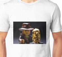 Indy and the Chachapoyan Fertility Idol Unisex T-Shirt