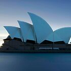 Sydney Harbour by Darren Greenwell