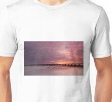 Shorncliffe Sunrise - Qld Australia Unisex T-Shirt