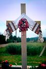 Way Station Cross by Yuri Lev