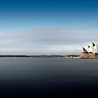 Sydney Opera House, NSW by Darren Greenwell