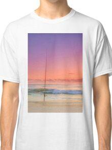 Fishing for a Sunrise - Gold Coast Qld Australia Classic T-Shirt
