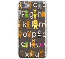 ABC Chart iPhone Case/Skin