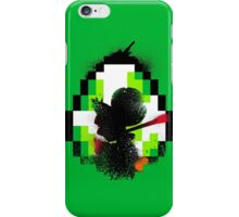The Green Fury iPhone Case/Skin