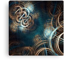 A Night at the Disco Canvas Print