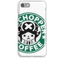 Chopper Coffee iPhone Case/Skin