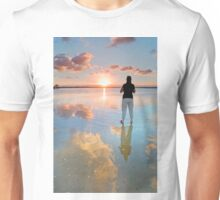 Standing on a Cloud - Wellington Point Qld Australia Unisex T-Shirt