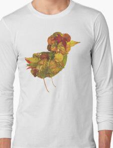 Little Bird of Fall Long Sleeve T-Shirt