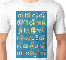 ABC Chart Unisex T-Shirt