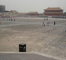 Forbidden City, Imperial Palaca, Beijing by Luisa Peters