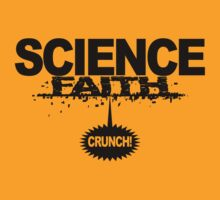 Science Trumps Faith T-Shirt