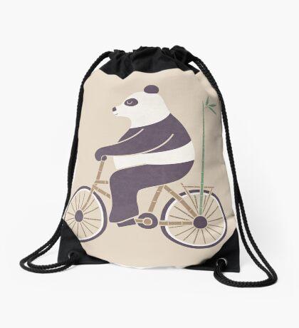 My Bamboo Bicycle Drawstring Bag