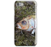My goldfish has lost its color n°3 iPhone Case/Skin