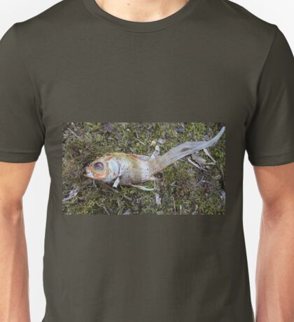 My goldfish has lost its color n°3 Unisex T-Shirt