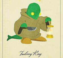 Tonberry King by Simon Alenius