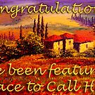 A Place to Call Home Feature Banner by sesillie